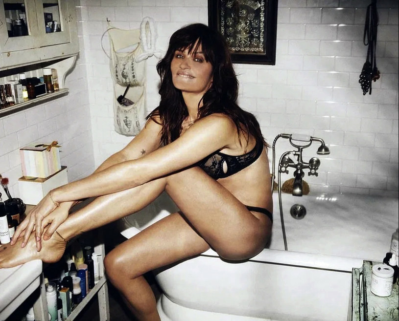 Ikona modelingu lat 90. wciąż zachwyca urodą! /Coco De Mer via The Grosby Group /East News