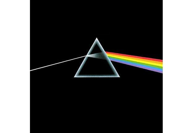 """Ikoniczna okładka """"Dark Side Of The Moon"""" Pink Floyd /"""