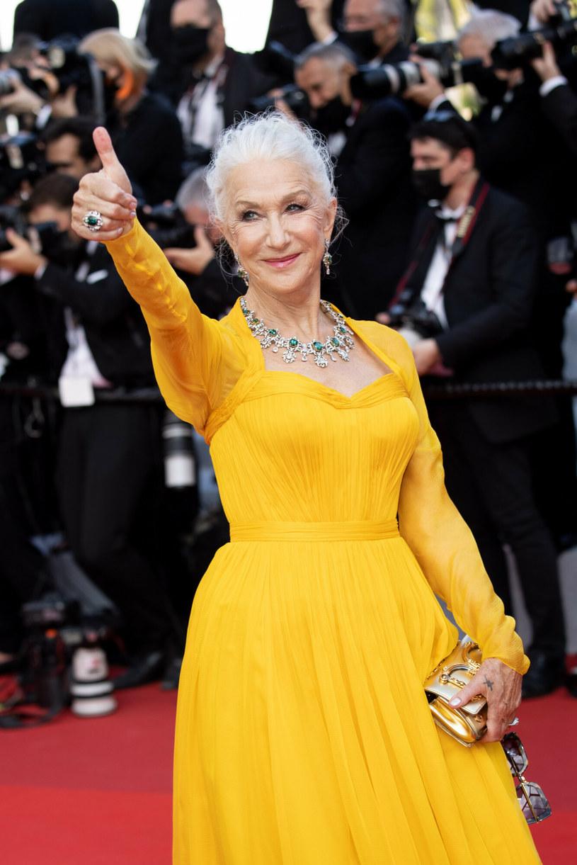 Ikony stylu, które pokazały w Cannes że piękno nie zna wieku /SplashNews.com /East News