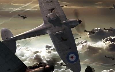 IL-2 Sturmovik: Birds of Prey - motyw z gry /Informacja prasowa