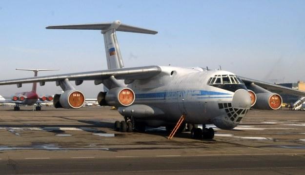 Ił-76 /AFP