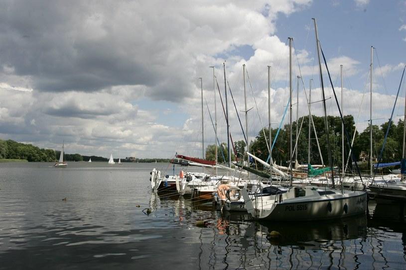 Iława - widok na jezioro Jeziorzak/fot. Przemysław Skrzydło /&nbsp