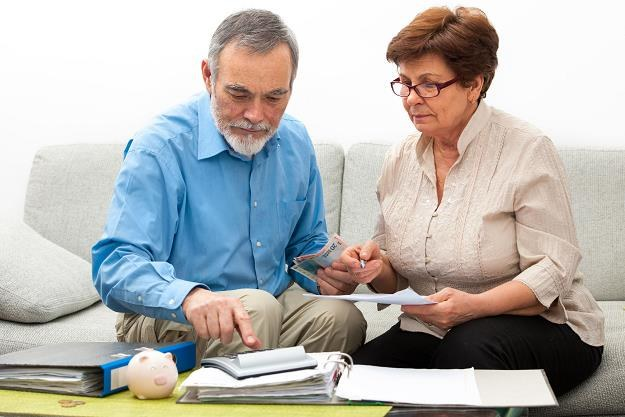 Ile emerytury dostają Polacy? /©123RF/PICSEL