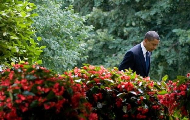Ile kosztuje elegancka posiadłość, którą Barack i Michelle Obamowie kupili w 2005 r.? /AFP