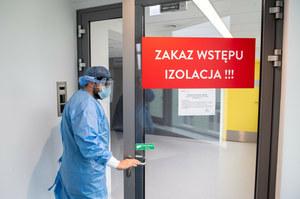 Ile osób w szpitalach i pod respiratorami? Dane resortu zdrowia z 1 czerwca