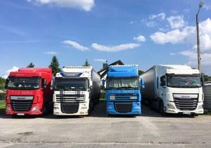 Ile w Polsce jeździ ciężarówek?