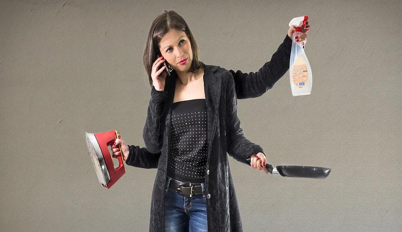 Ile warta jest praca polskich mam? /123RF/PICSEL