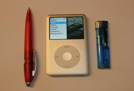 Ile zapalniczek miesci się w iPodzie classic? /INTERIA.PL