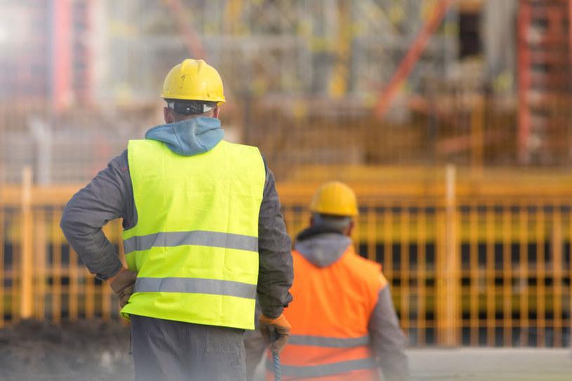 Ile zarabiają budowlańcy? /123RF/PICSEL