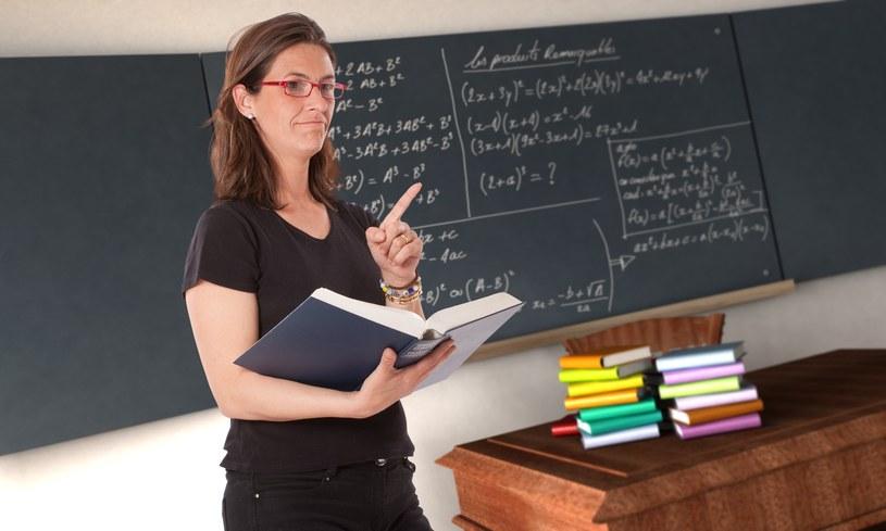 Ile zarabiają nauczyciele? /123RF/PICSEL
