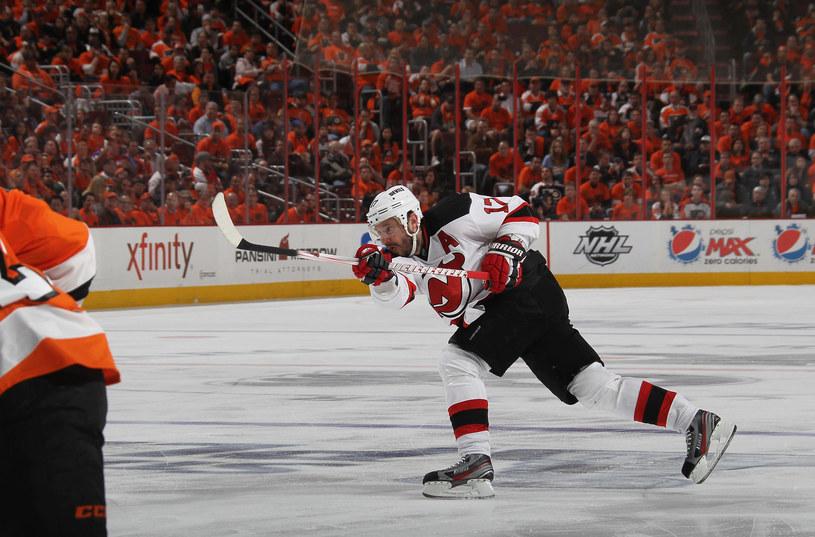 Ilja Kowalczuk, gwiazda New Jersey Devils /. /AFP