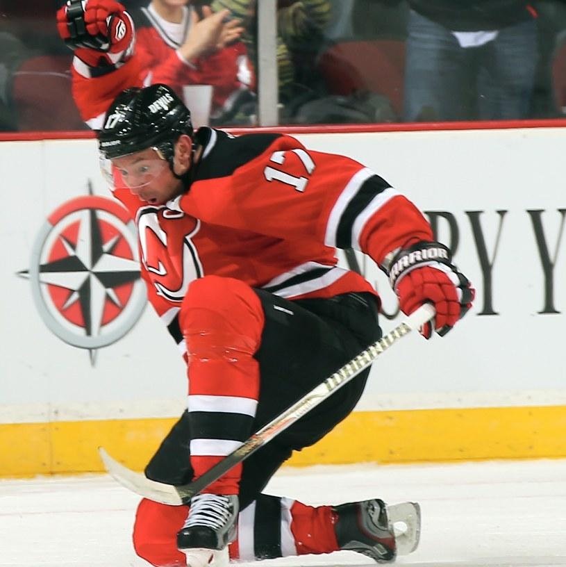 Ilja Kowalczuk z New Jersey Devils /AFP