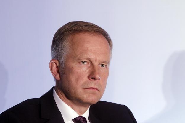 Ilmars Rimszevics, prezes Banku Łotwy /EPA