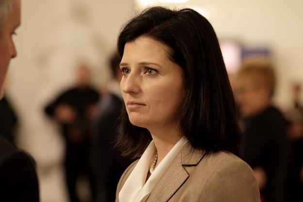 Ilona Antoniszyn-Klik, wiceminister gospodarki. Fot. PRZEMYSŁAW BICKI /Agencja SE/East News