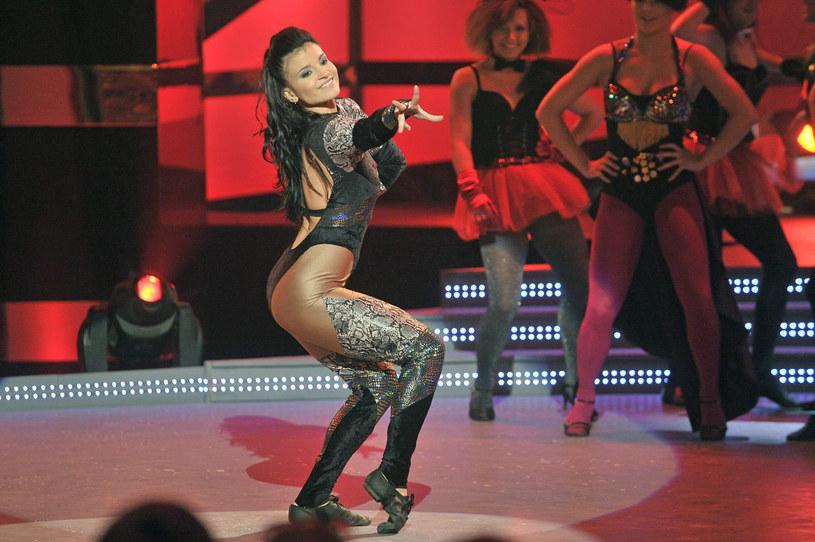 """Ilona Bekier w programie """"You Can Dance"""" /Baranowski /AKPA"""