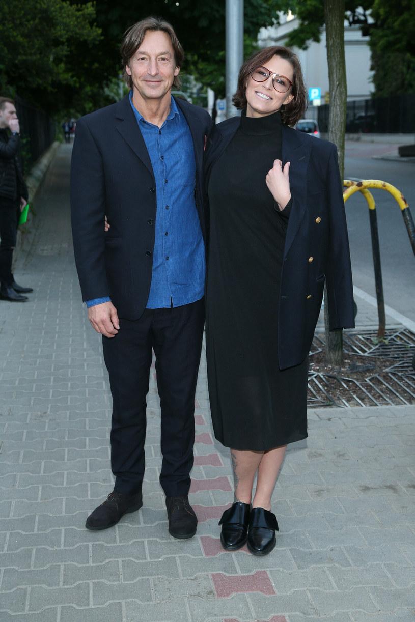 Ilona Felicjańska i Paul Montana /VIPHOTO /East News