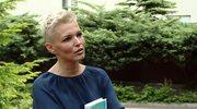 Ilona Felicjańska marzy o domu i własnej klinice
