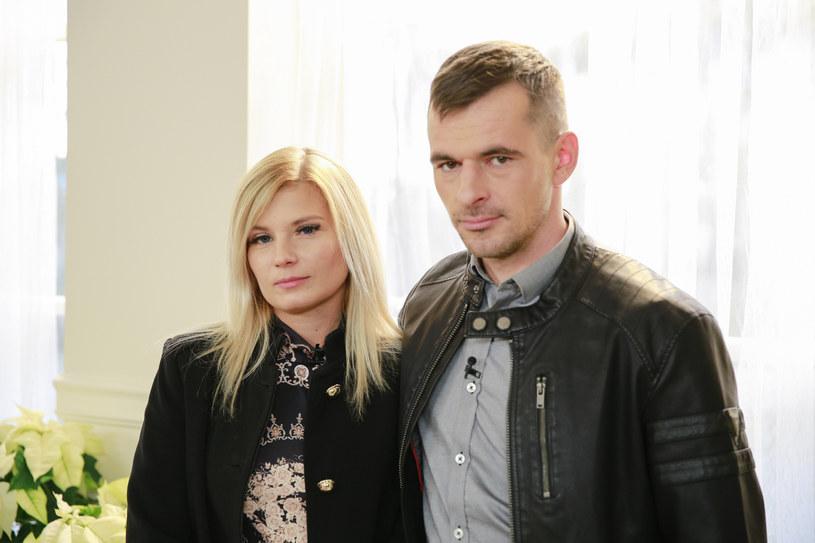 Ilona i Adrian /Gałązka /AKPA