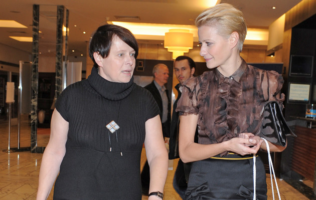 Ilona i Małgosia, fot.Andras Szilagyi  /MWMedia
