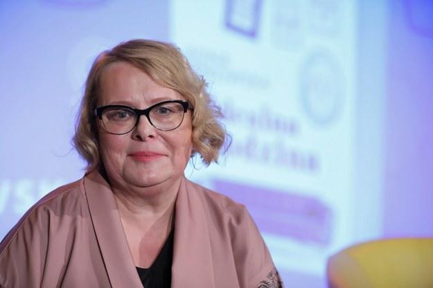 Ilona Łepkowska będzie gościem Porannej rozmowy w RMF FM / Leszek Szymański    /PAP