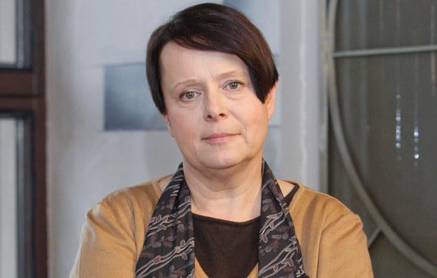 Ilona Łepkowska, fot. Paweł Przybyszewski  /MWMedia