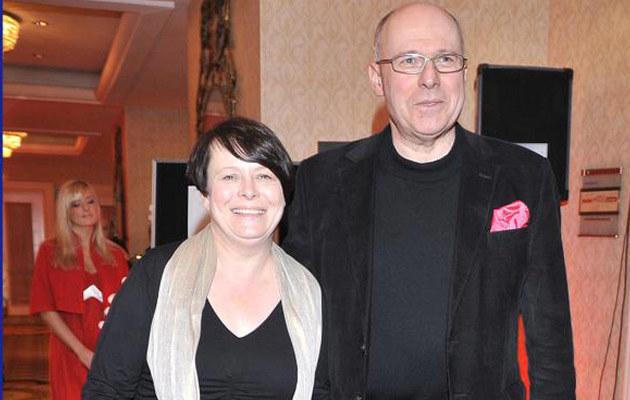 Ilona Łepkowska i Czesław Bielecki, fot. Jacek Kurnikowski  /AKPA