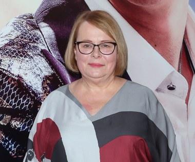 Ilona Łepkowska ma koronawirusa. Jak się czuje królowa polskich seriali?