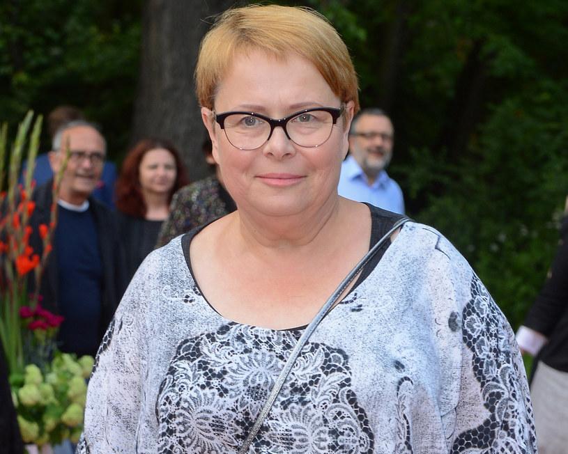 """Ilona Łepkowska nie ukrywa, że spodziewała się krytyki serialu """"Korona królów"""" /Jarosław Antoniak /MWMedia"""