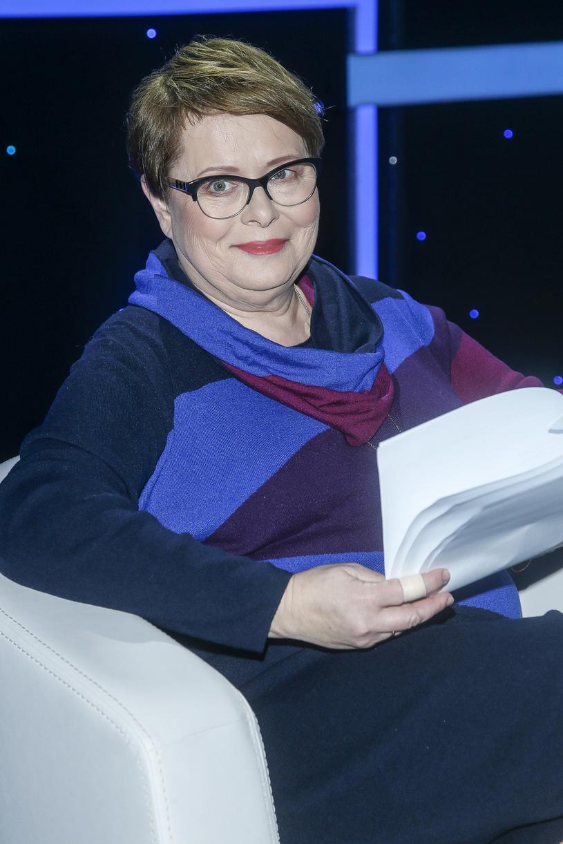 Ilona Łepkowska zaangażowała się w kolejną produkcję TVP /AKPA