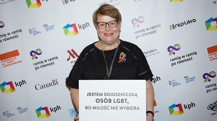 Ilona Łepkowska /- /materiały prasowe