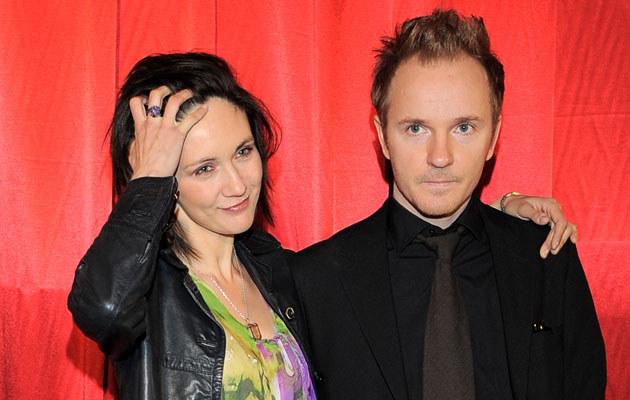 Ilona Ostrowska i Jacek Borcuch, fot. Andras Szilagyi  /MWMedia