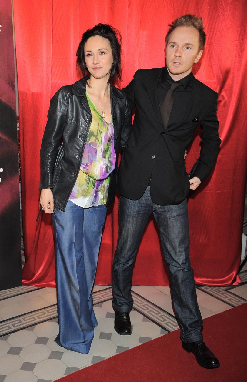 Ilona Ostrowska i Jacek Borcuch /MWMedia