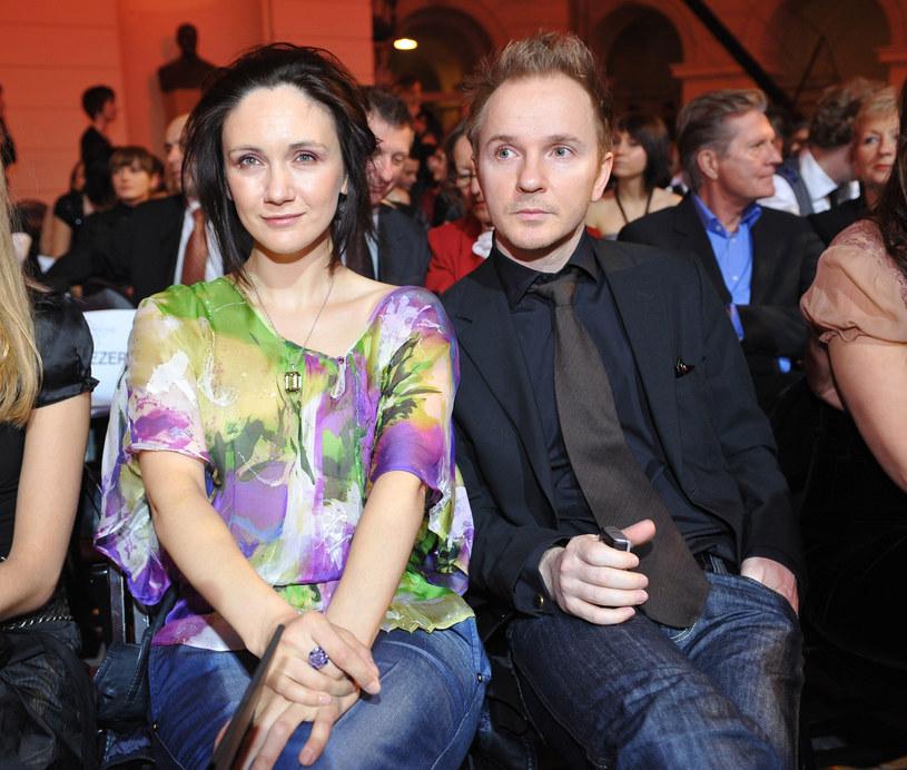 Ilona Ostrowska i Jacek Borcuch /Tricolors /East News
