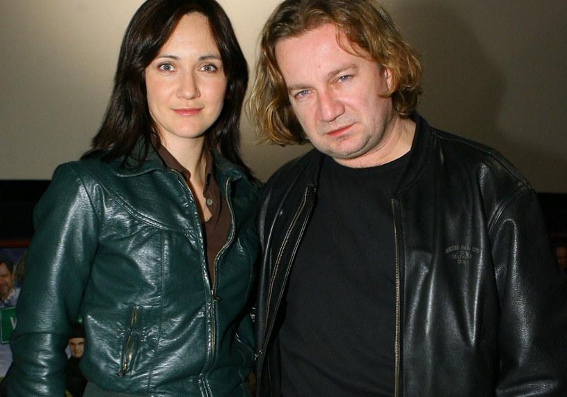 Ilona Ostrowska i Paweł Królikowski /Piotr Fotek /Reporter