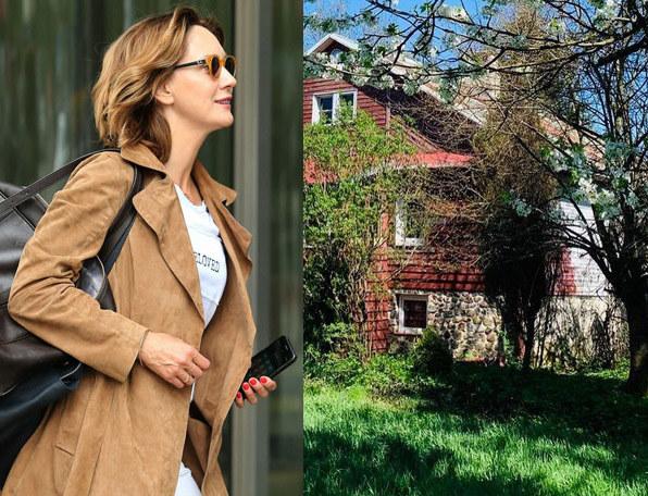 Ilona Ostrowska sprzedaje dom na wsi, fot. instagram.com/ilona_ostrowska_official/ /East News