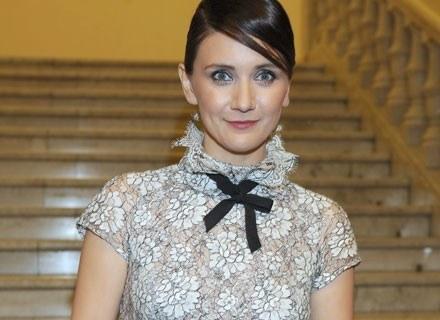 Ilona Ostrowska uwierzyła w męża / fot. Andreas Szilagyi /MWMedia