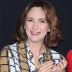Ilona Ostrowska zachwyca na premierze