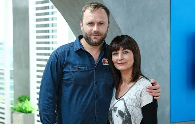 Ilona Wrońska i Leszek Lichota /Kamil Piklikiewicz /East News