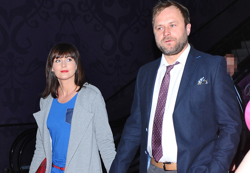 Ilona Wrońska i Leszek Lichota /Andras Szilagyi /MWMedia