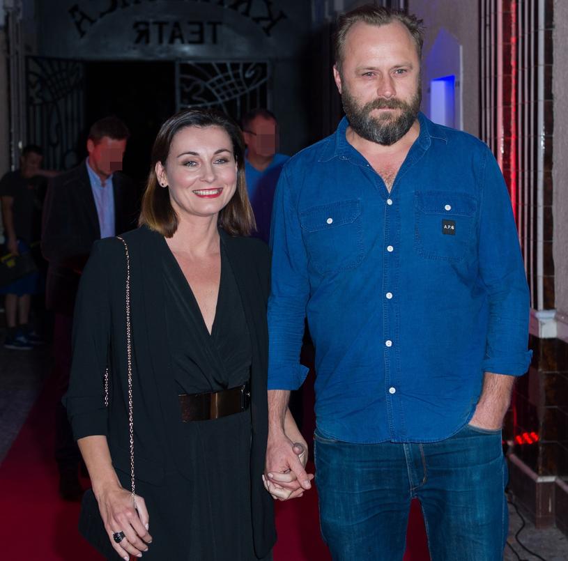 Ilona Wrońska, Leszek Lichota /Artur Zawadzki /Reporter
