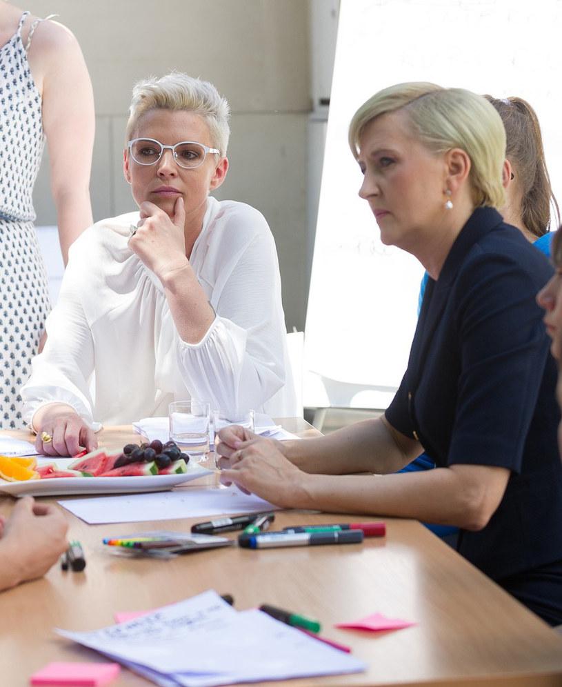 Ilona z prezydentową /Krupa /East News