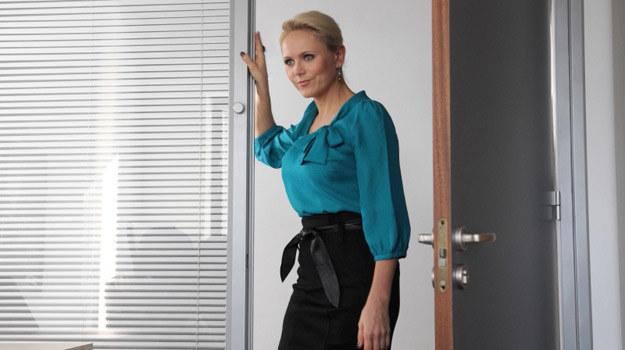 Ilona Zdybicka (Anna Samusionek) /Agencja W. Impact