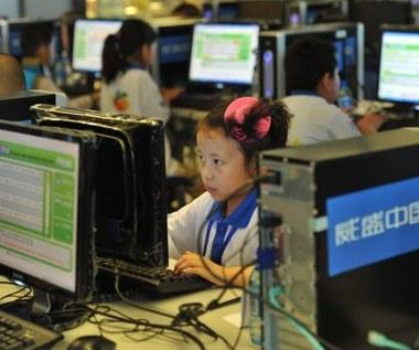 Ilu mieszkańców Chin korzysta z internetu?
