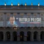 Iluminacja na Pałacu Prezydenckim w 70. rocznicę śmierci Witolda Pileckiego