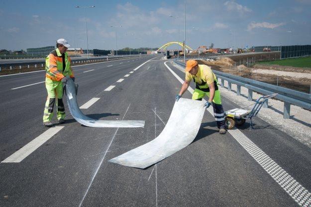 Im więcej autostrad tym mniej wypadków /PAP