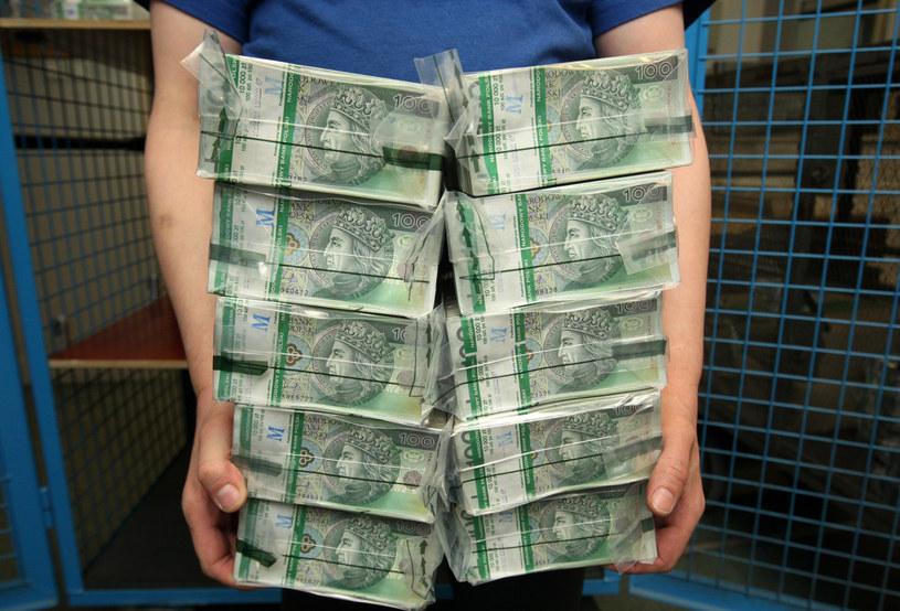 Im wyższa wygrana na loterii, tym większe ryzyko bankructwa /STANISLAW KOWALCZUK /East News