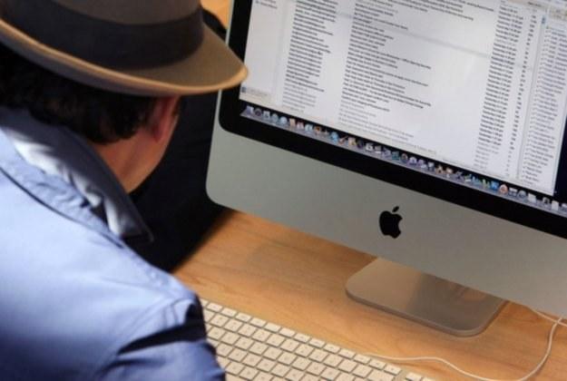 """iMac wielkie ma oczy? Niekoniecznie. Chociaż nadal pozostaje to komputer bardzo """"niszowy"""" /AFP"""