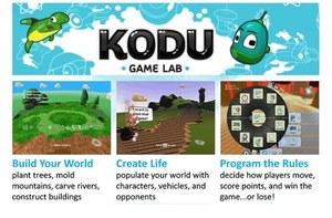 Imagine Cup Kodu Challenge - konkurs dla programistyczny dla uczniów