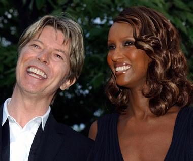 Iman opublikowała zdjęcie Davida Bowiego z dzieciństwa