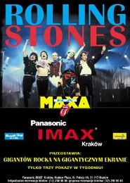 IMAX: Rolling Stones na Maxa
